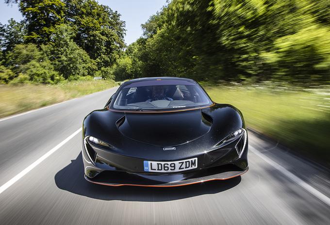 McLaren Speedtail : La Britannique tueuse de Bugatti #1