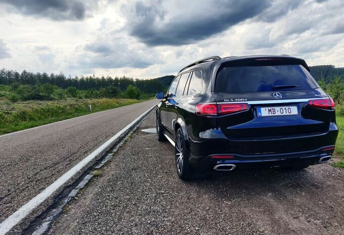 Mercedes GLS 400 d : Das Beste oder Nichts (le meilleur ou rien) #1