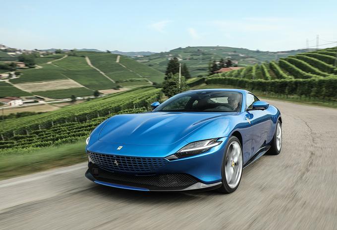 Ferrari Roma : La force de l'élégance #1