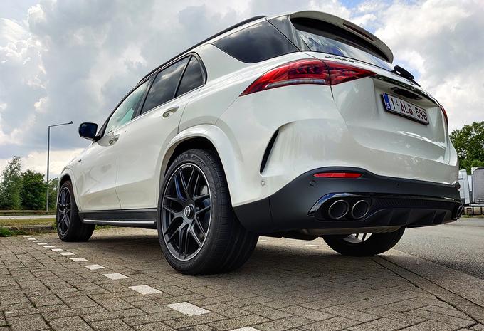 Mercedes-AMG GLE 53 4Matic+ (2020) #1