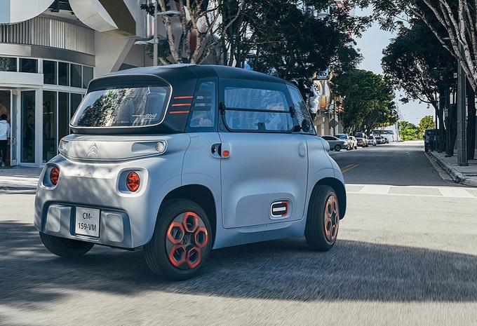Citroën Ami (2020) #1