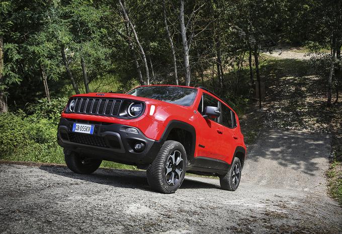 Jeep Renegade 4xe : Prise de conscience #1