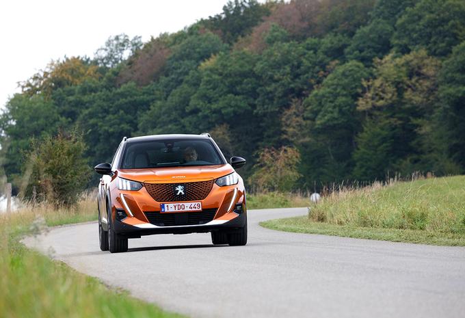 Peugeot e-2008 : Un pas trop loin? #1