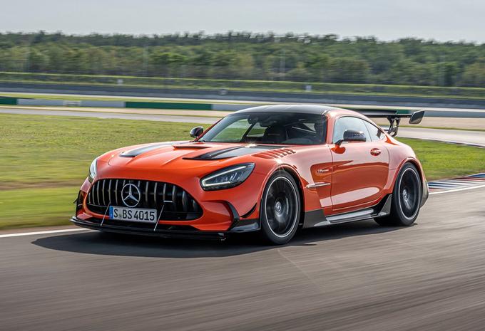 Mercedes-AMG GT Black Series (2020) #1