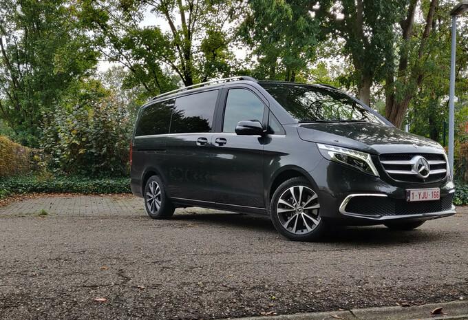 Mercedes V 300 d (2020) #1