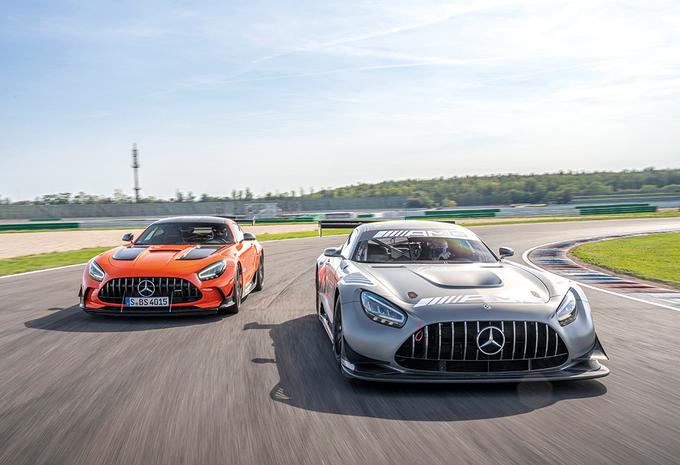 Mercedes-AMG GT Black Series : Street Legal #1