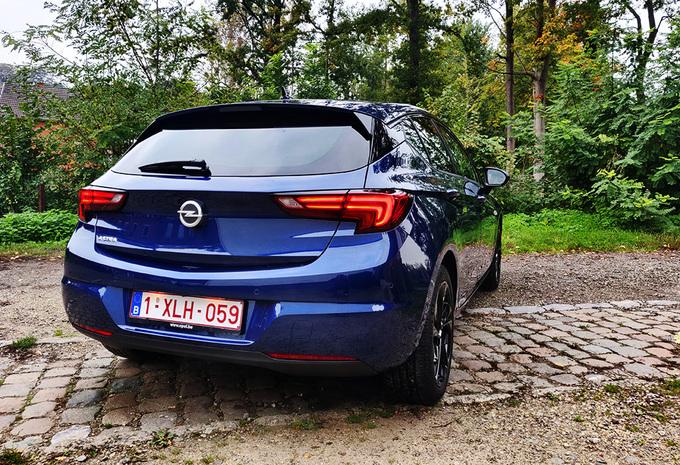 Opel Astra 1.4 Turbo CVT - alles voor het verbruik #1