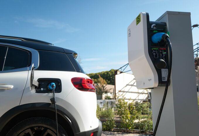 Plus de voitures électrifiées que de Diesel vendues en septembre #1