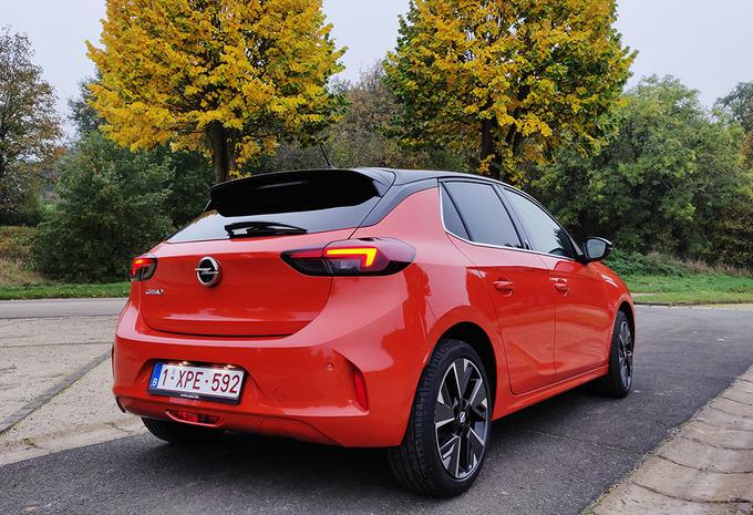 Opel Corsa-e (2020) #1