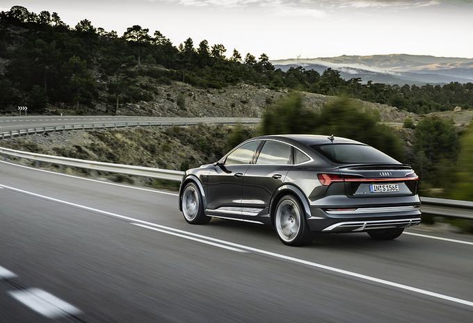 Audi E-Tron S Sportback : impressionnant ou excessif ? #1