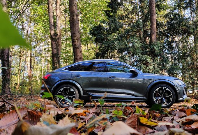 Audi E-Tron S Sportback (2020) #1