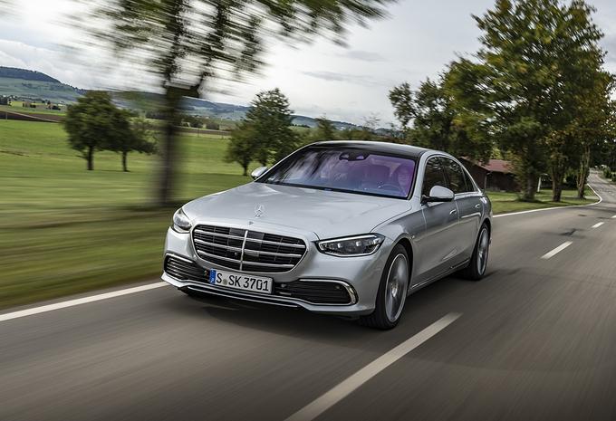 Mercedes Classe S : L'impératrice se renouvelle #1