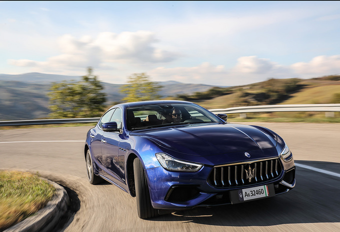 Maserati Ghibli Hybrid (2020) #1
