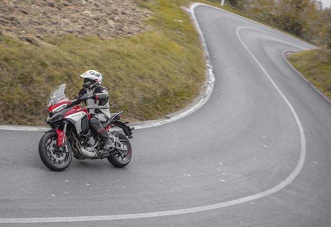 Ducati Multistrada V4 S (2020) - motortest #1