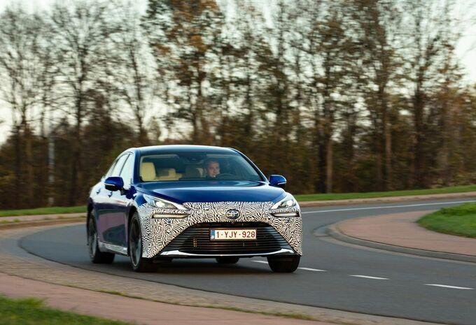 Toyota Mirai : en nette progression  #1