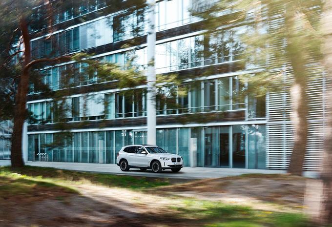 BMW iX3 sDrive (2020) #1