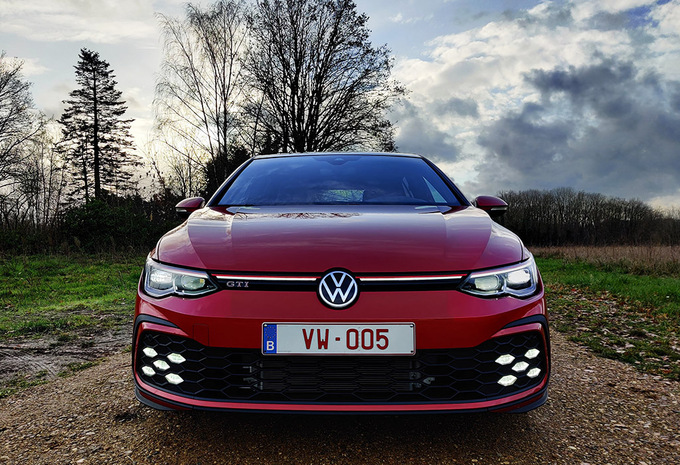 Volkswagen Golf GTI (2020) #1