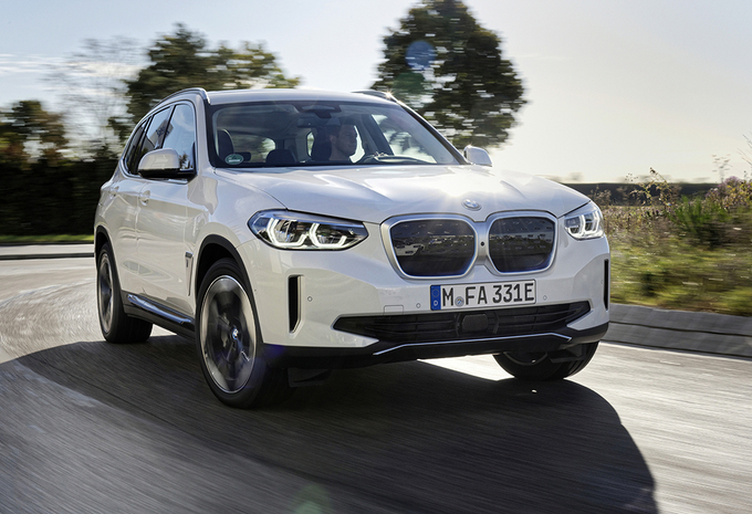 BMW iX3 : Pas de prise de risque #1
