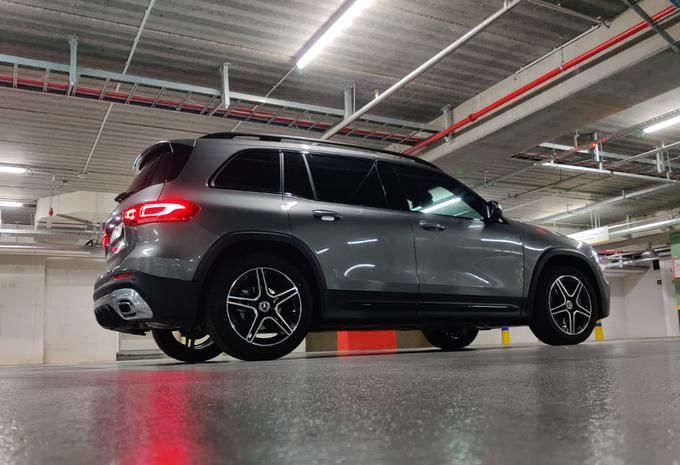 Mercedes GLB 200 (2021) #1