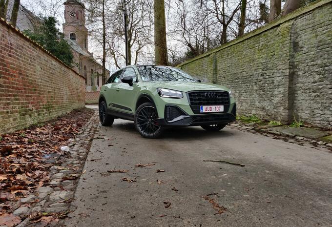 Audi Q2 35 TFSI S Tronic (2021) #1