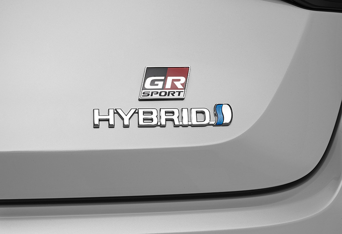 Toyota Corolla 2.0 Hybrid GR Sport (2021) #1