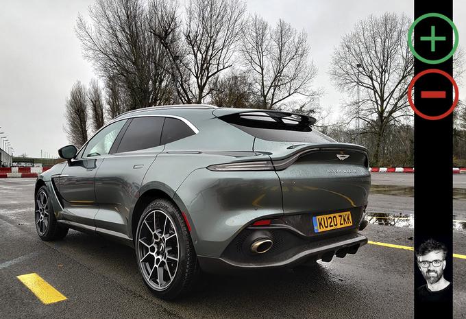 Que pensez-vous de l'Aston Martin DBX? #1
