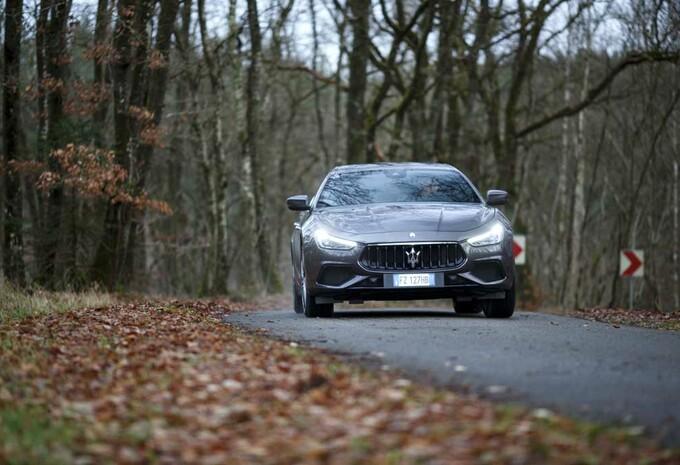 Maserati Ghibli Hybrid : Parce qu'il le faut bien #1