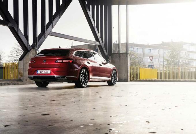 Volkswagen Arteon Shooting Brake: De rups & de vlinder #1