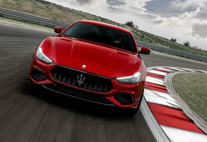 Maserati Ghibli Trofeo (2021) #1