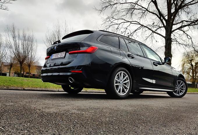 BMW 318i Touring : de 3 à 4 #1