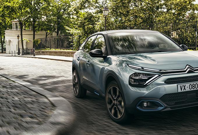 Citroën ë-C4 : Directement sous tension #1