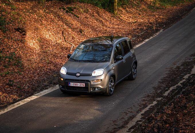 Fiat Panda Sport : faire bonne figure #1