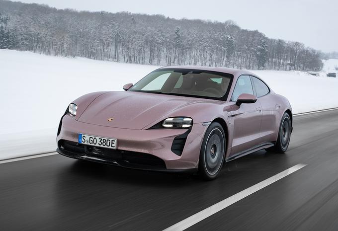 Porsche Taycan : Basic instinct #1