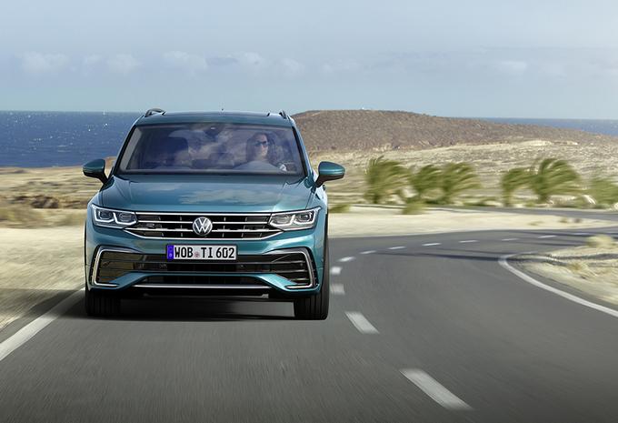 Volkswagen Tiguan: Geen risico's #1