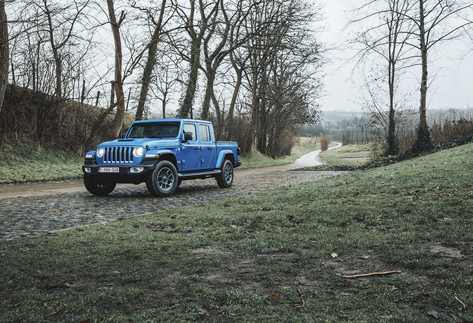 Detailtest JEEP GLADIATOR (2021) #1