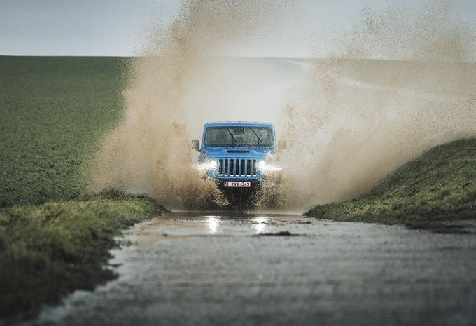 Jeep Gladiator : nouveau roi de l'arène ? #1