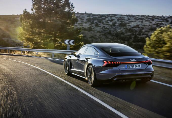 Audi E-Tron GT RS (2021)