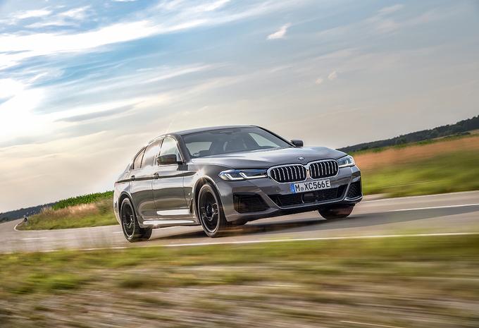 BMW 545e : Hybride décomplexée #1