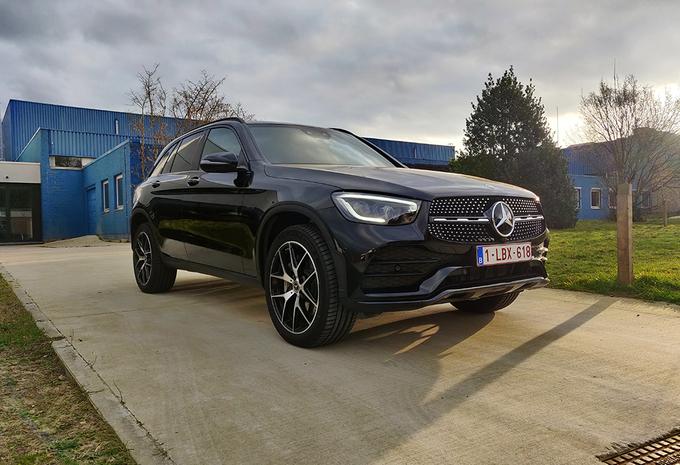 Mercedes GLC 300e PHEV (2021) #1
