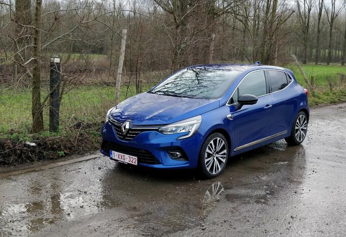 Renault Clio E-Tech Hybrid Initiale Paris (2021) #1