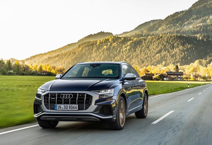 Audi SQ8 TFSI - l'essence meilleure que le Diesel ? #1
