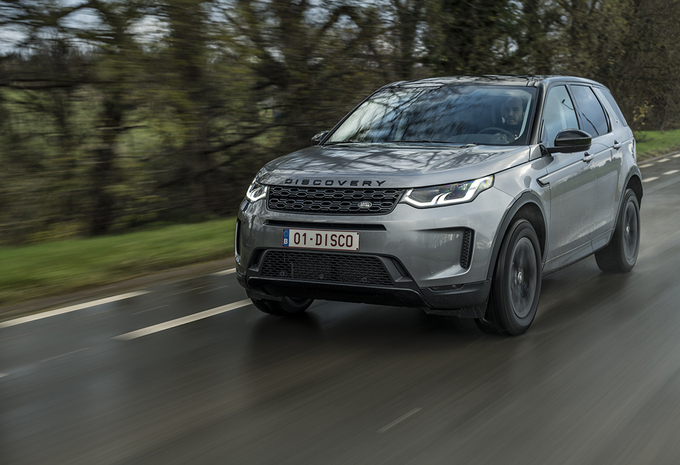 Land Rover Discovery Sport P300e : L'hybride rural #1