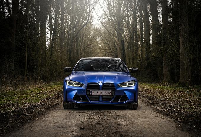 Detailtest BMW M4 COMPETITION (2021) #1