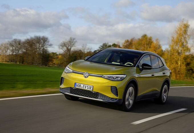 Volkswagen ID.4 77 kWh (2021) #1