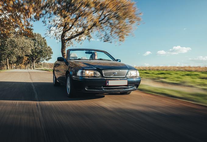 Wat vind ik van mijn Volvo C70 2.0T Cabrio uit 2001? #1