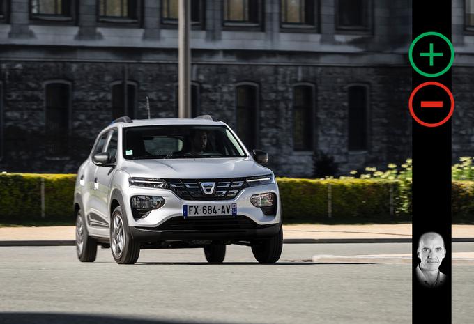 Que pensez-vous de la Dacia Spring ? #1