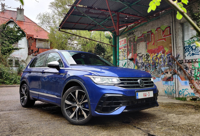 Volkswagen Tiguan R 4Motion - met de R van Raket #1