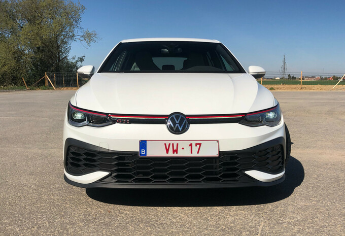 Volkswagen Golf GTI Clubsport  (2021) #1