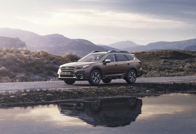 Subaru Outback : une agréable bizarrerie #1