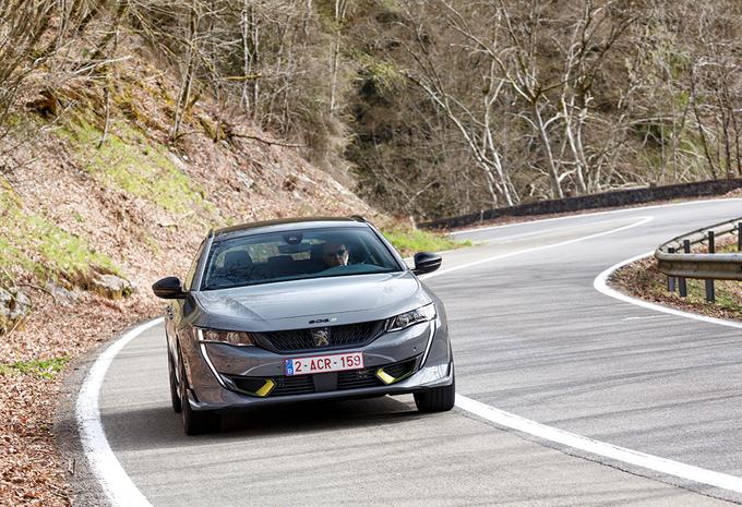Peugeot 508 SW PSE : Une nouvelle vision du sport #1